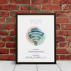 WIFI-1 poster